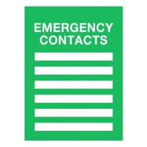 news sign up contacts the agency emergency contact list dominica news online