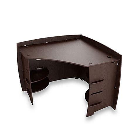 Legare Espresso Corner Desk Bed Bath Beyond Legare Corner Desk