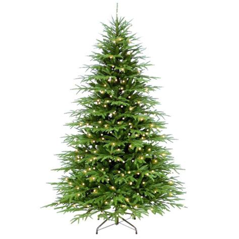 7 5 ft monterey fir memory shape artificial christmas