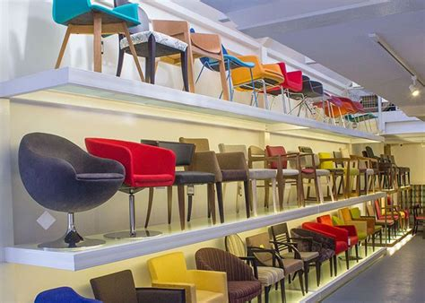 Office Chair Store Design Ideas Contract Furniture Showroom Rfp Loop Office New Office Idea