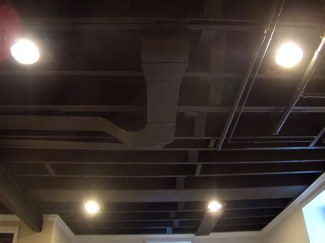Space Ceiling Light Decorations Painting The Ceilings Black Flight Of A Restaurant Also I M Waiting On More Black