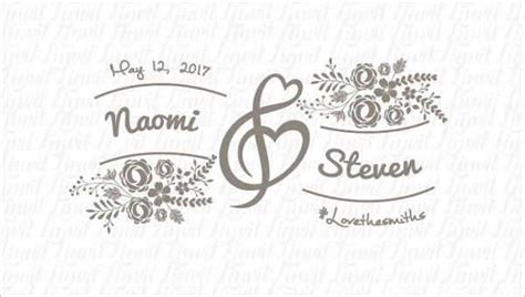30 Wedding Logo Design Templates Design Trends Premium Psd Vector Downloads Wedding Logo Design Template