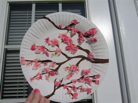Japanese Paper Craft Ideas - 5 no directive cherry blossom project 54