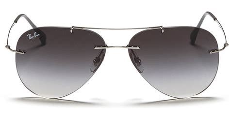 Rimless Aviator Sunglasses images ban rimless aviator polarized