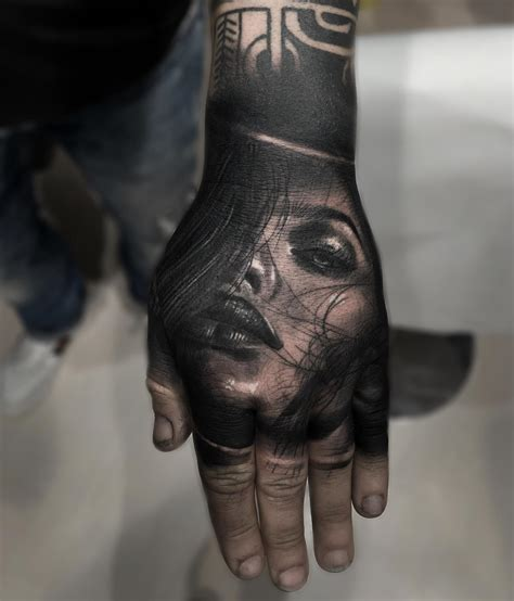 hand tattoo job interview hyperrealist tattoos with an italian flair interview with