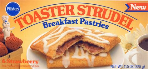 Toaster Studel Toaster Strudel Has More Icing A Taste Of General Mills
