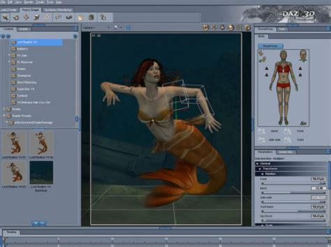 3d modeling software free daz studio free professional quality 3d software