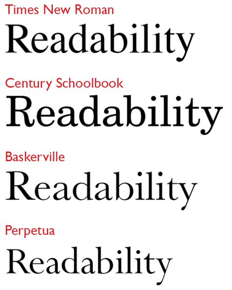 typography readability cyril burt putting readability to the test creativepro