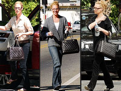 Name Katherine Heigls Designer Purse by Which Style Chanel Handbag Would You Get Purseforum