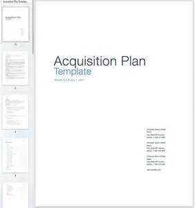 acquisition plan apple iwork pages numbers