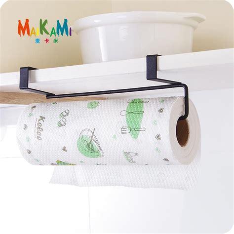 towel holder bathroom hanging maikami new iron kitchen tissue holder hanging bathroom