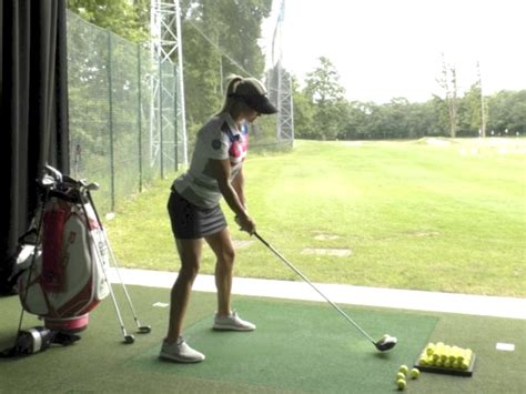 fun golf practice drills  carly booth golf monthly