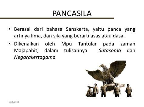Sejarah Lahirnya Pancasila sejarah lahirnya pancasila