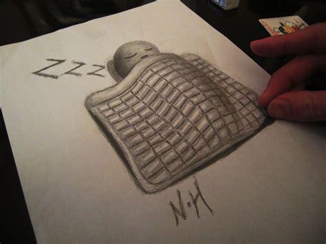 Amazing Optical Illusion Drawing