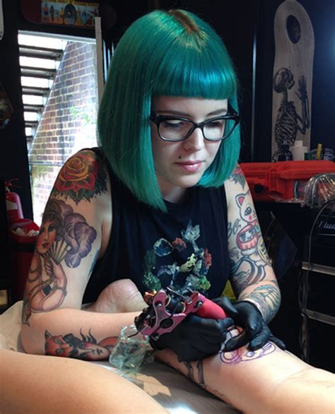 female tattoo artists top 25 artists you should ink vivo