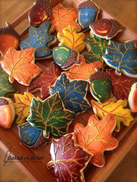 fall decorated cookies 17 best ideas about fall decorated cookies on