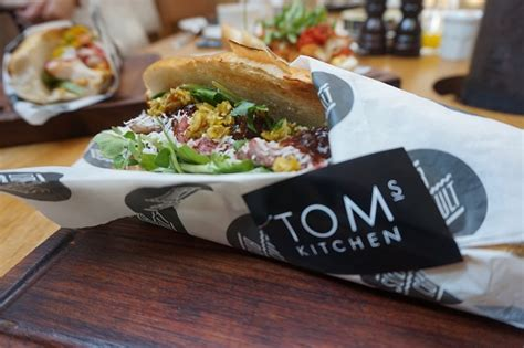 Toms Kitchen 2 by Sub Cult Food Collaborate With Tom S Kitchen