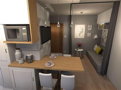 Arredare Monolocale 30 Mq by Come Arredare Una Casa Di 30 Mq 6 Progetti Di Design