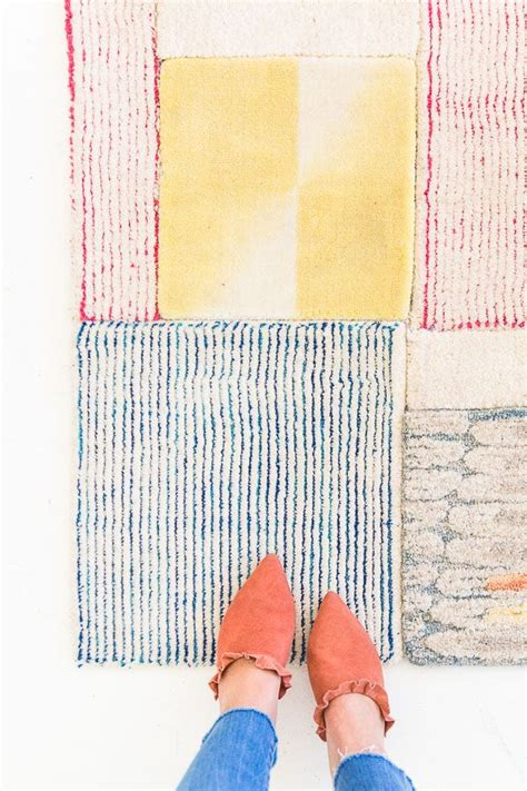 Diy Patchwork Rug - 5104 best craft diy images on air clay