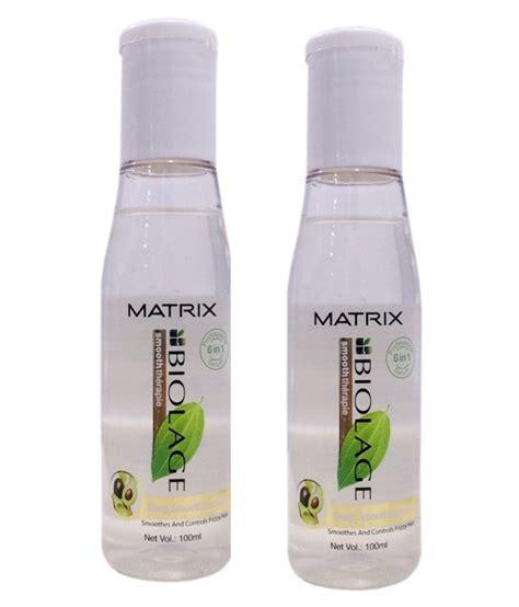 Serum Matrix matrix hair serum 70 gm pack of 2 buy matrix hair serum