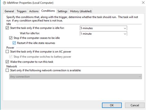 about task scheduler 2 0 and why you should never disable it task scheduler on idle starts but does not stop