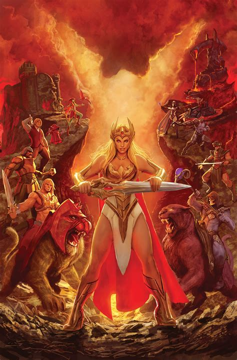 of he and the masters of the universe he and the masters of the universe vol 2 18 dc