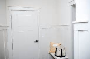 Simple Wainscoting Customize Your Interior Drywall Trim And Paint Options