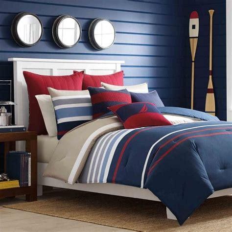 Nautica Duvet Nautica Bradford Cotton 3 Piece Duvet Cover Set Free
