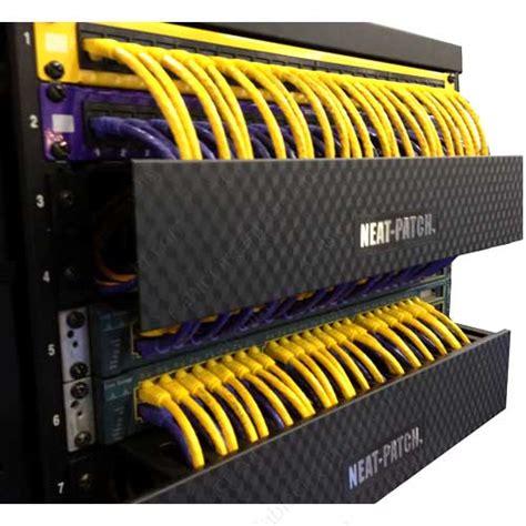 Patch Rack Cable Management neat patch patch panel cable management rack