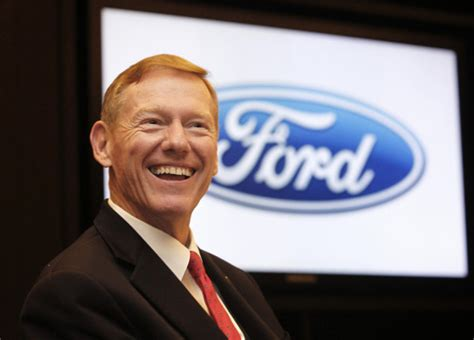 alan mulally  ford motor company ceo joining
