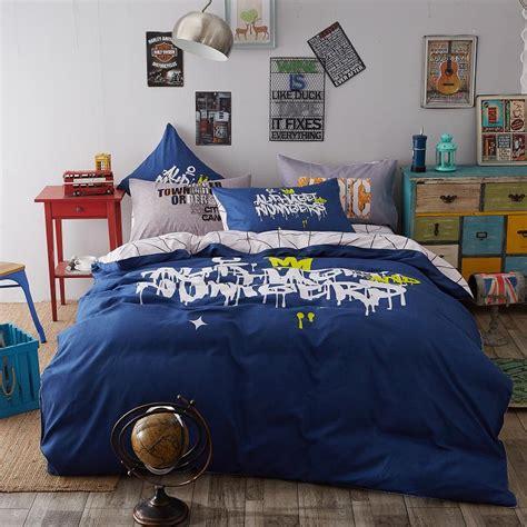 Graffiti Comforter by Get Cheap Graffiti Bed Set Aliexpress