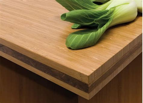 Bamboo Wood Countertops by 20 Ideas For Installing A Wooden Countertop At Your Home