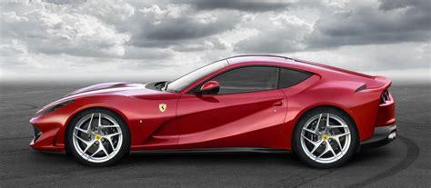 Ferrari 812 Superfast   Shift to the twelfth dimension