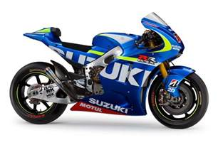 Gp Suzuki Suzuki To Race In Motogp With Maverick Vi 241 Ales Aleix