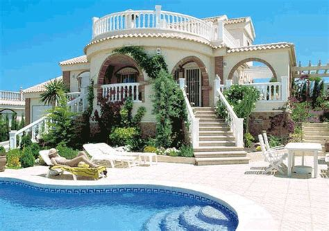 spanish villa style homes spanish house beautiful if i were rich pinterest