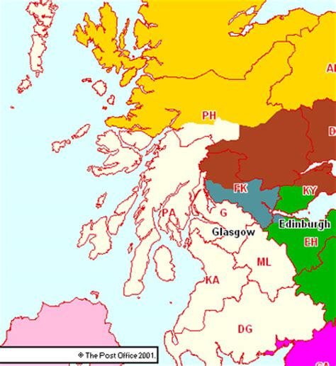 sectioned scotland glasgow and west of scotland