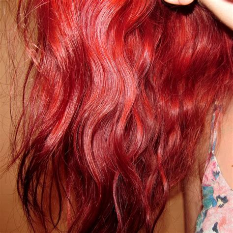 bright red hair tutorial best 25 red hair dyes ideas on pinterest how did red
