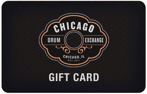 Gift Cards Chicago - gift cards chicago music exchange