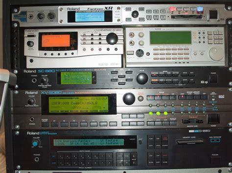Rack Synth by Synth Studio Weblog 187 Yamaha