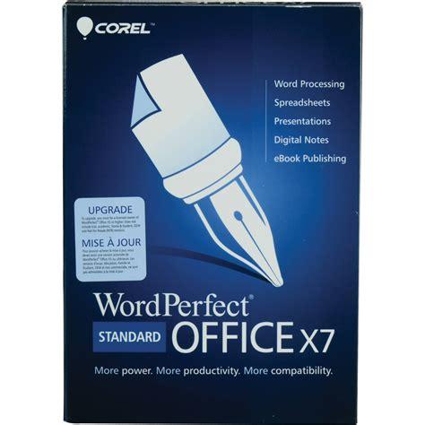 Wordperfect Office X7 by Corel Wordperfect Office X7 Standard Edition