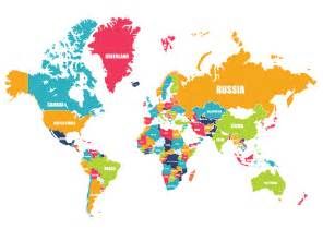 world map image this is the most working country in the world
