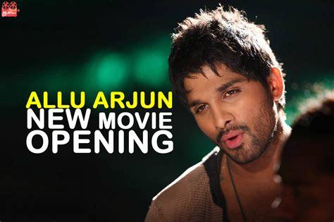allu arjun new images 2016 allu arjun linguswamy gnanvel raja join hands for telugu