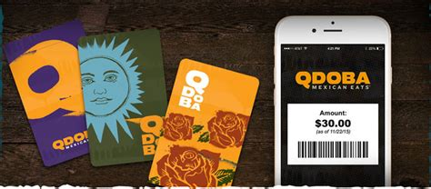 Check Qdoba Gift Card Balance - why q cash qdoba wisconsin