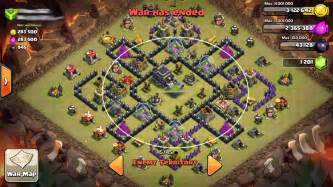 Th8 War Base Defended 5 Th9 Attacks Anti Everything Anti Th9 » Ideas Home Design