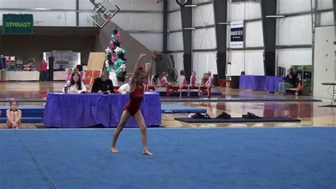 Gymnastics Level 3 Floor Routine by Usga 2013 2021 Level 3 Gymnastics Alina S Floor Routine