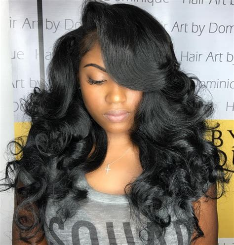 long sew in weave hairstyles for black women popular long curly sew in weave hairstyles hairstyle hits pictures