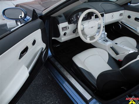Auto Upholstery Fort Myers by 2006 Chrysler Crossfire Limited Convertible Ft Myers Fl