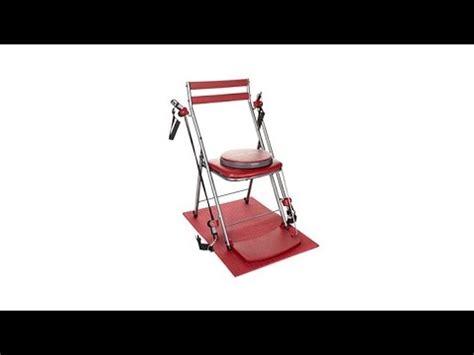 Chair Exercise System by Chair Exercise System With Seat Mat Dvds