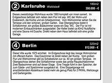 Free German: Deutsch lernen kostenlos: Leseverstehen: Wir ... Ilder Leseverstehen