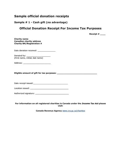 income tax receipt template donation receipt letter for tax purposes how to format